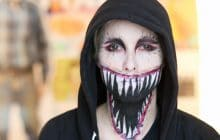 Tuto maquillage d'Halloween – La gueule de monstre