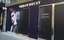 Urban Decay ouvre une boutique éphémère à Paris