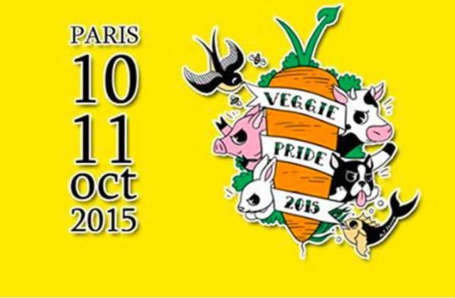 Rejoignez la Veggie Pride, samedi 10 octobre 2015 !