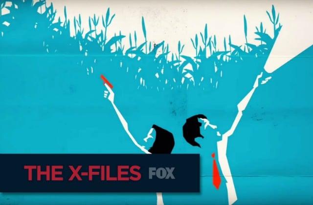 «X-Files» a droit à un teaser animé pour son retour