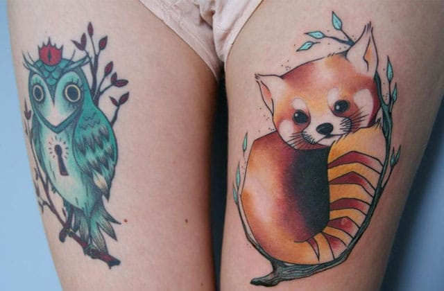 Cinq tatoueurs et tatoueuses à suivre sur Instagram #8