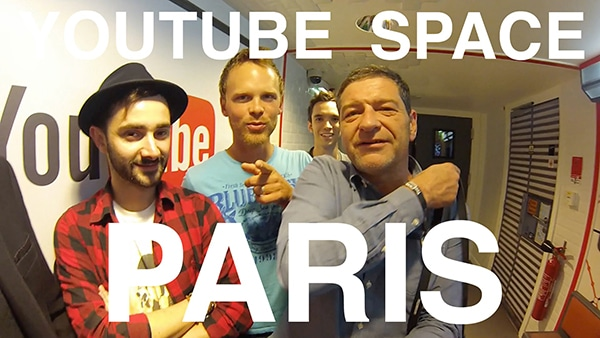 Youtube-space-paris