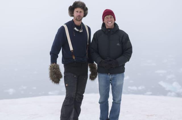 Alexander Skarsgard et Greenpeace sensibilisent à la fonte de l'Arctique pour Funny or Die
