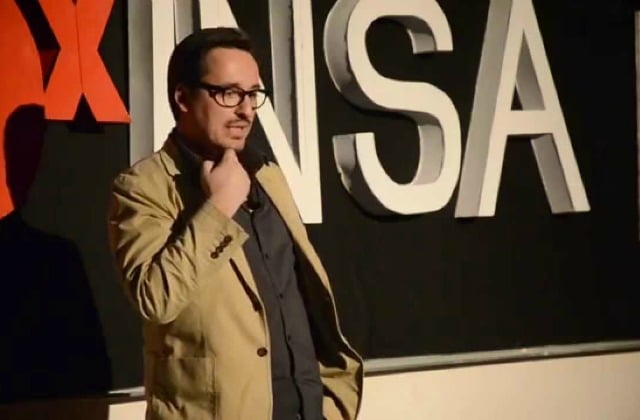 Patrick Baud, alias Axolot, vous explique «Comment votre idée folle peut changer le monde»