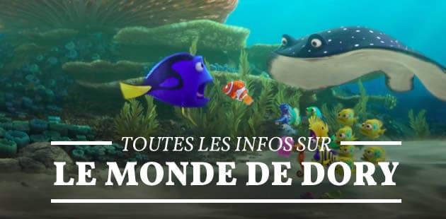 Le Monde de Dory a un nouveau teaser!