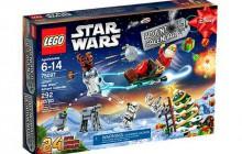 LEGO sort ses calendriers de l'Avent 2015 !