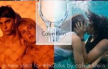 Calvin Klein sort son premier parfum non-genré
