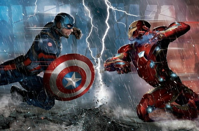 « Captain America : Civil War » a un nouveau trailer… avec Spider-Man !