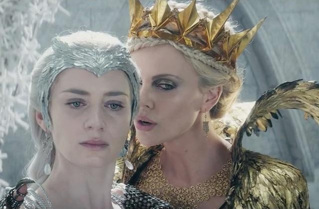 Les costumes de «Le Chasseur et la Reine des Glaces» se dévoilent dans un extrait exclusif!