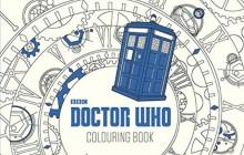 Le cahier de coloriage Doctor Who est arrivé !