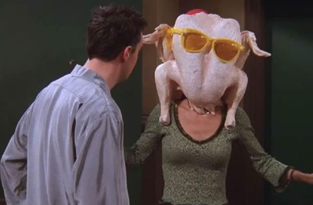 Quatre épisodes «spécial Thanksgiving» dont je ne me lasse pas