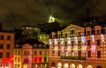 La fête des Lumières 2015 de Lyon transformée en hommage aux victimes des attentats