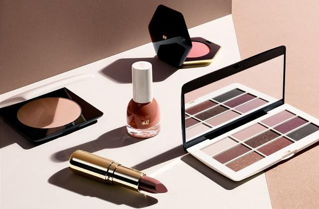 Test de la nouvelle ligne H&M Beauty