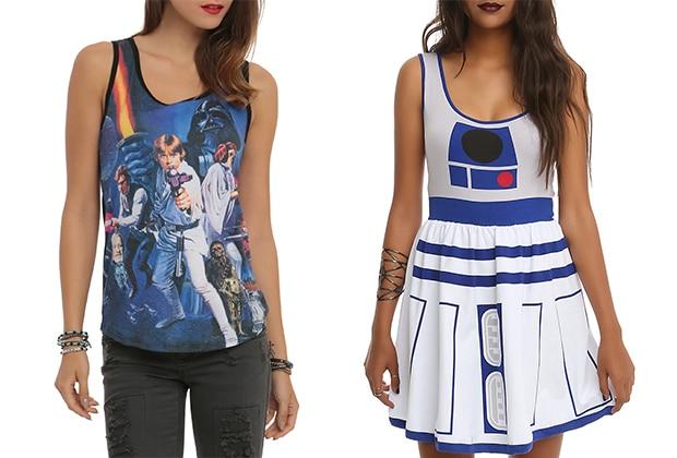 Hot Topic sort sa collection Star Wars !