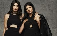 Kendall et Kylie Jenner dessinent une collection de Noël pour Topshop