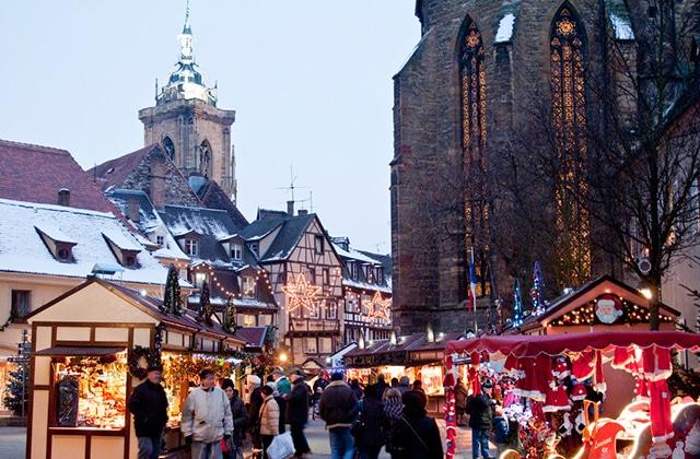 Image De Noel En Alsace.Le Marche De Noel De Kayserberg Madmoizelle Com