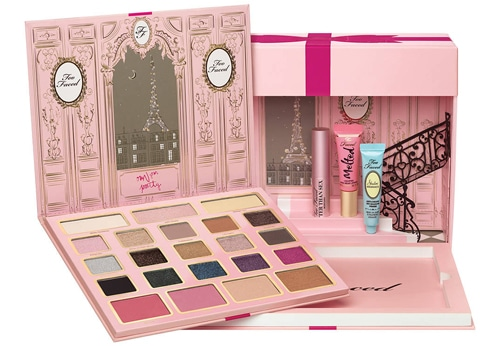 palette de maquillage le grand palais de too faced le test. Black Bedroom Furniture Sets. Home Design Ideas