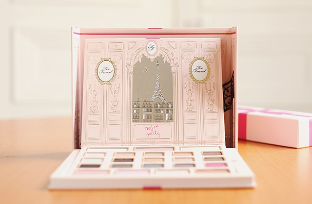 Palette de maquillage Le Grand Palais de Too Faced — Le test !
