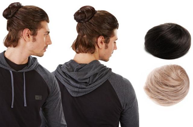La perruque «man-bun», pour suivre la tendance chignon sans se fatiguer