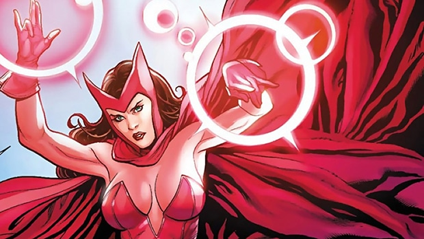 personnages-feminins-marvel-scarlet-witch-comics