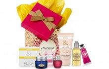 Quels cadeaux offrir à mes proches chez L'Occitane?