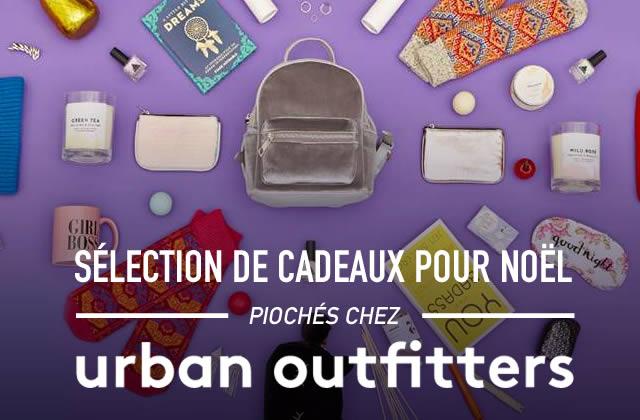 Sélection de cadeaux pour Noël 2015 piochés chez Urban Outfitters