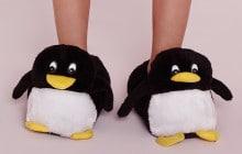 Sélection de chaussons formidablement ridicules pour glander tranquillou