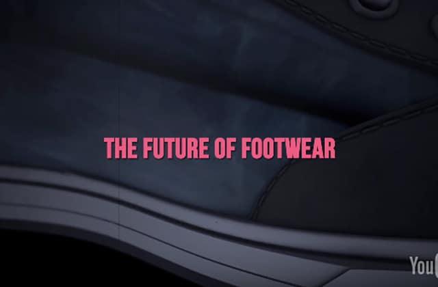 ShiftWear, des chaussures personnalisables à base… d'encre électronique