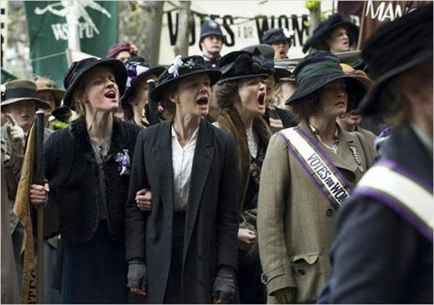 suffragette-manifestation