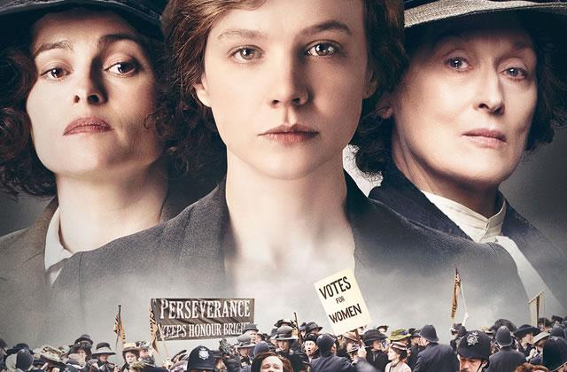 «Les Suffragettes», un hommage au courage des pionnières, une inspiration révolutionnaire