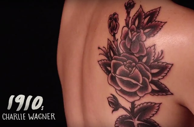 «100 Years of Beauty» épisode 14 est dédié… à l'art du tatouage!