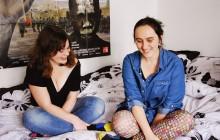 Dans l'appart' de Sarah et Malika, étudiantes en sciences sociales à Paris