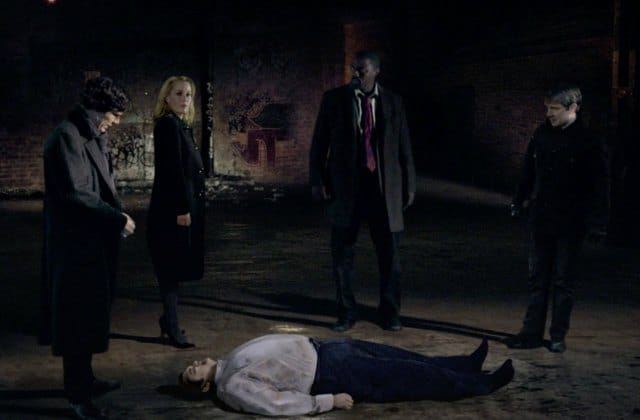 Sherlock, Luther & The Fall réunis dans un teaser BBC pour 2016