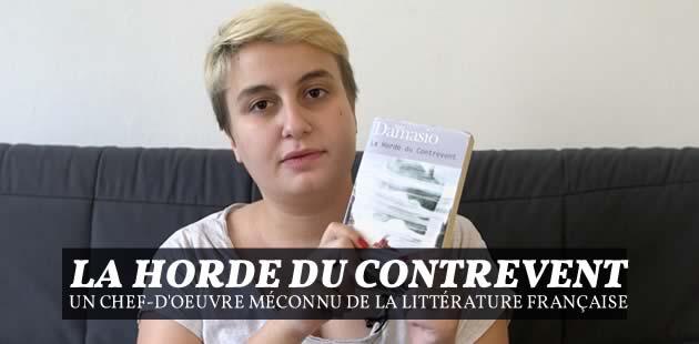 «La Horde du Contrevent», un chef-d'œuvre méconnu de la littérature française