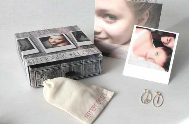 La box de bijoux «Les Tendancieuses», du made in France de qualité tous les mois !