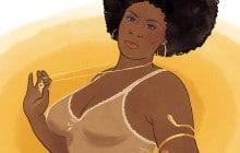 Un calendrier façon pin-up met à l'honneur la beauté des femmes rondes