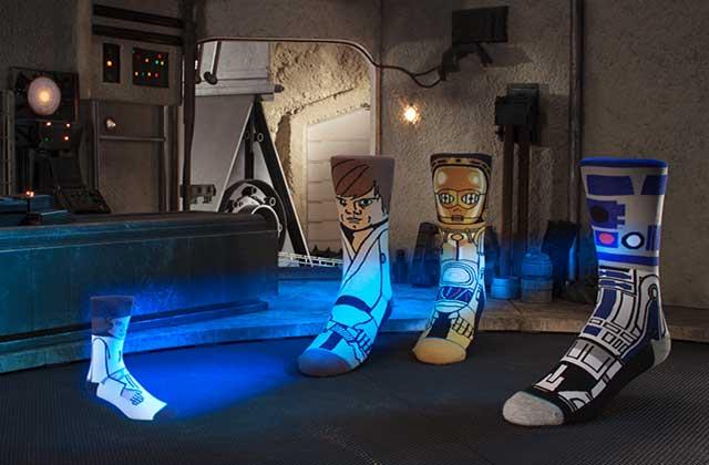Les chaussettes «Star Wars» débarquent chez Stance