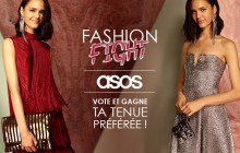 Fashion Fight ASOS — Le look à paillettes VS le look à franges (+ concours) !