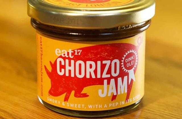 La confiture de chorizo — Idée cadeau pourrie