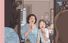 « Tu n'es pas censée dire ça à ta fille de 13 ans ! », une leçon d'éducation en couverture du New Yorker