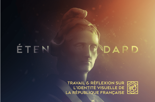 «Étendard» réinvente avec classe les armoiries des régions françaises