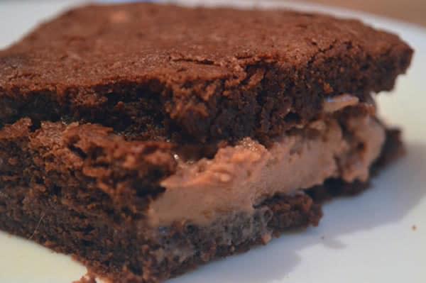 gâteau chocolat pralin moelleux