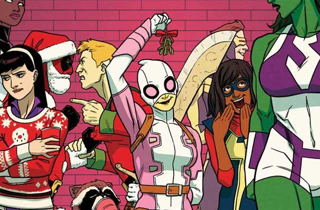 Gwenpool débarque chez Marvel Comics en avril