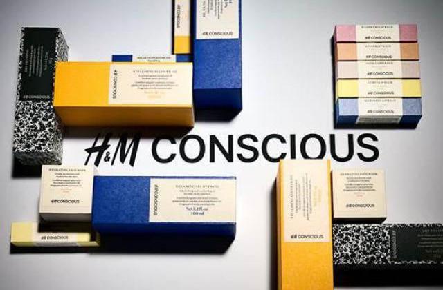 H&M Conscious, la ligne bio et naturelle de H&M Beauty, arrive en janvier 2016 !
