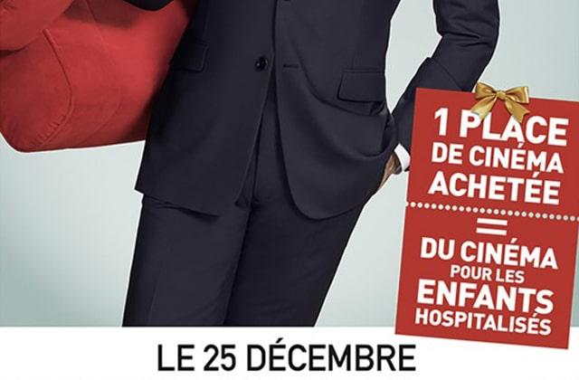 Soutenez Les Toiles Enchantées en allant au cinéma le jour de Noël 2015 !