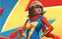 Marvel sort une nouvelle série de couvertures dédiées à ses héroïnes