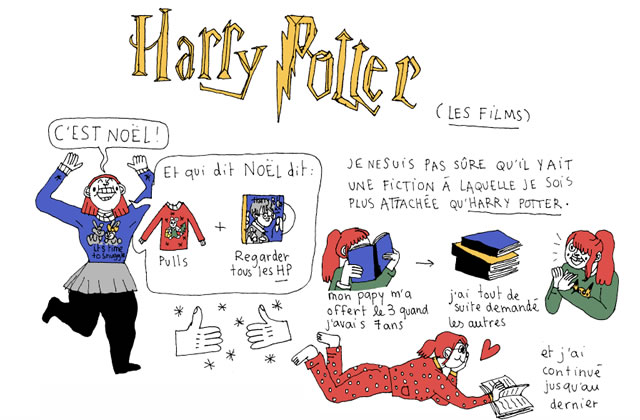 Mirion Malle analyse «Harry Potter», avec la tête ET le coeur