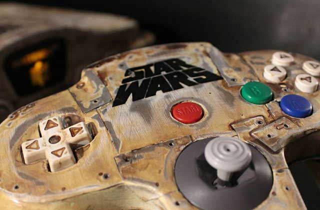 La Nintendo 64 façon «Star Wars», objet de désir intense