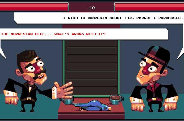 Oh…Sir ! Le jeu vidéo pour insulter ses amis avec élégance