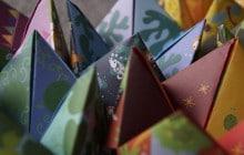 L'origami est à l'honneur sur le forum!